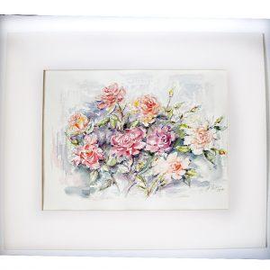 hildegard pfeifle altensteig malerin rosen aquarell